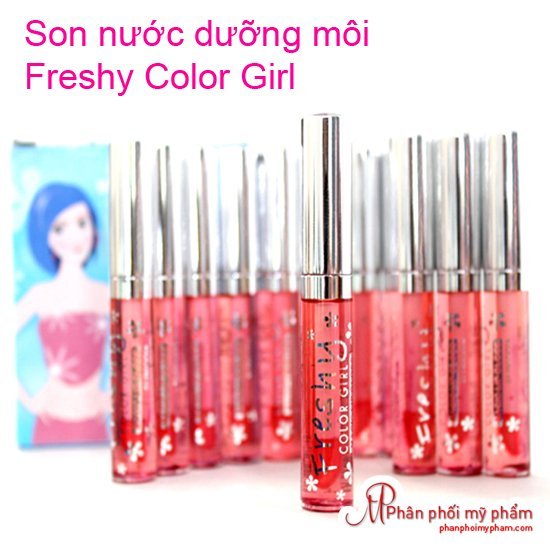 son nuoc freshy color girl