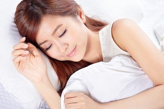 ngủ đủ giấc