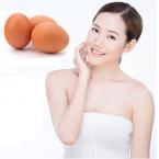 Làm trắng da mặt bằng trứng gà và lưu ý cần biết