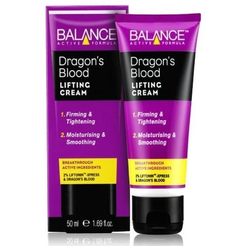 Kem dưỡng ẩm Balance Active Formula Dragons Blood Lifting Cream 50ml (Tím)