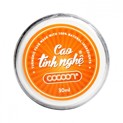 Mặt nạ Cao tinh Nghệ Cocoon 30ml